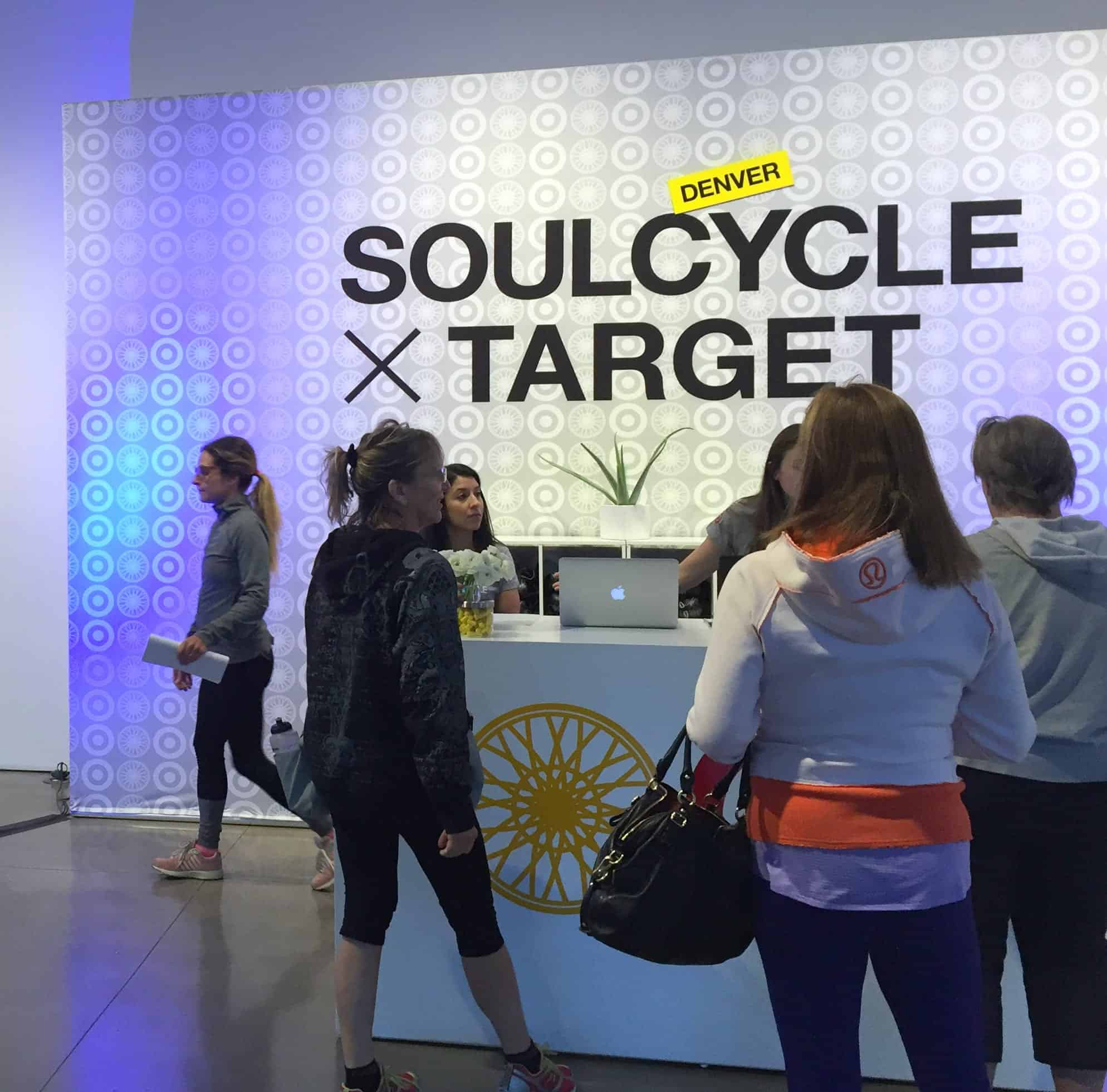 SoulCycle X Target from Treble in the Kitchen