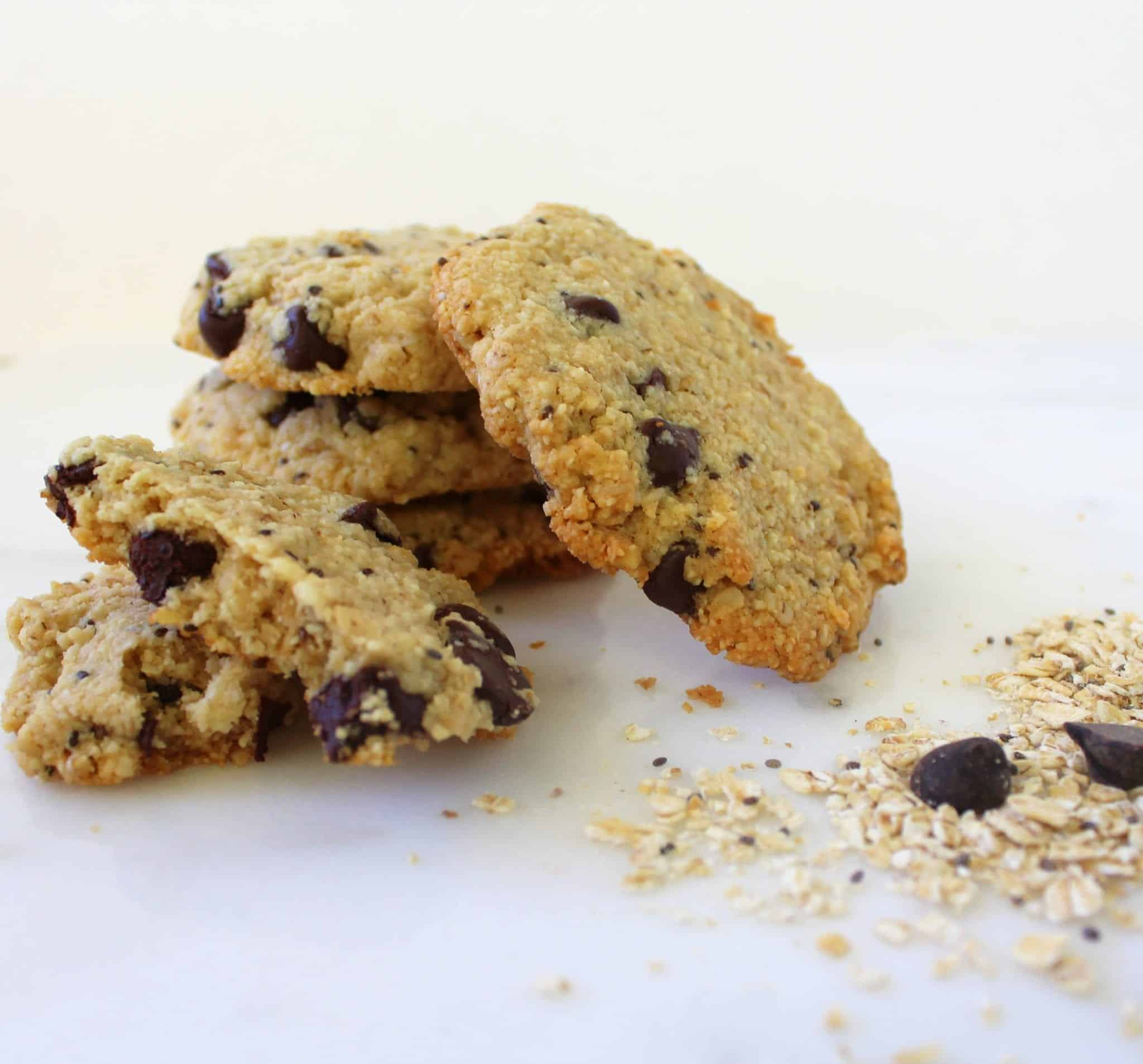 Super Oats Cookies from Treble in the Kitchen