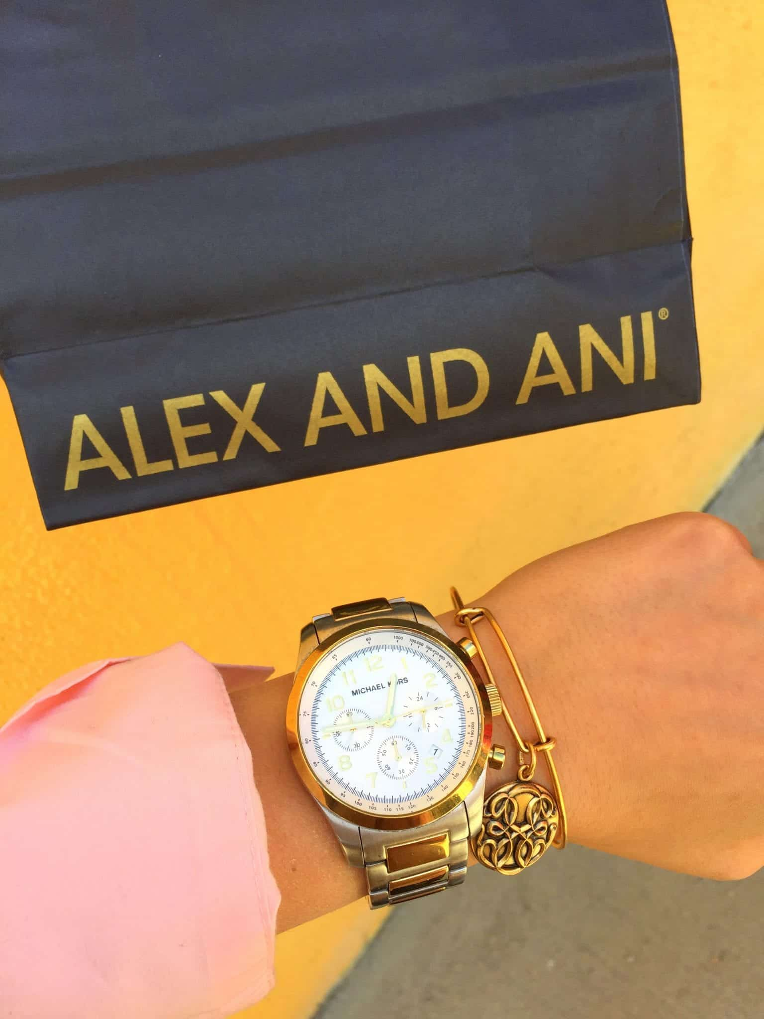 Alex and Ani | Treble in the Kitchen