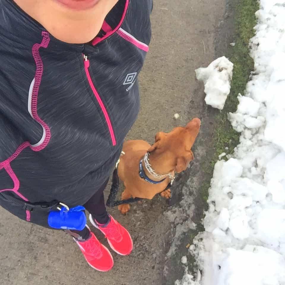 Colfax half Marathon Training