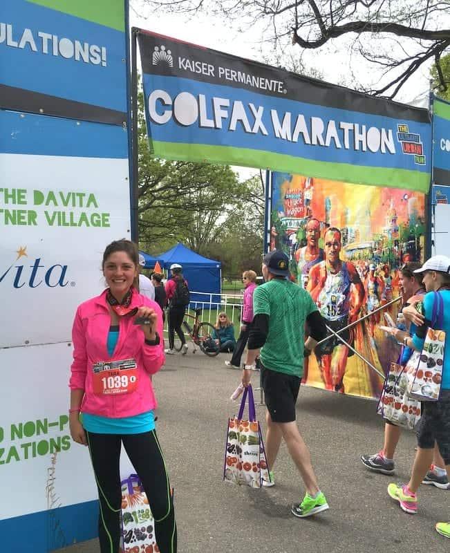 Colfax Half Marathon Denver