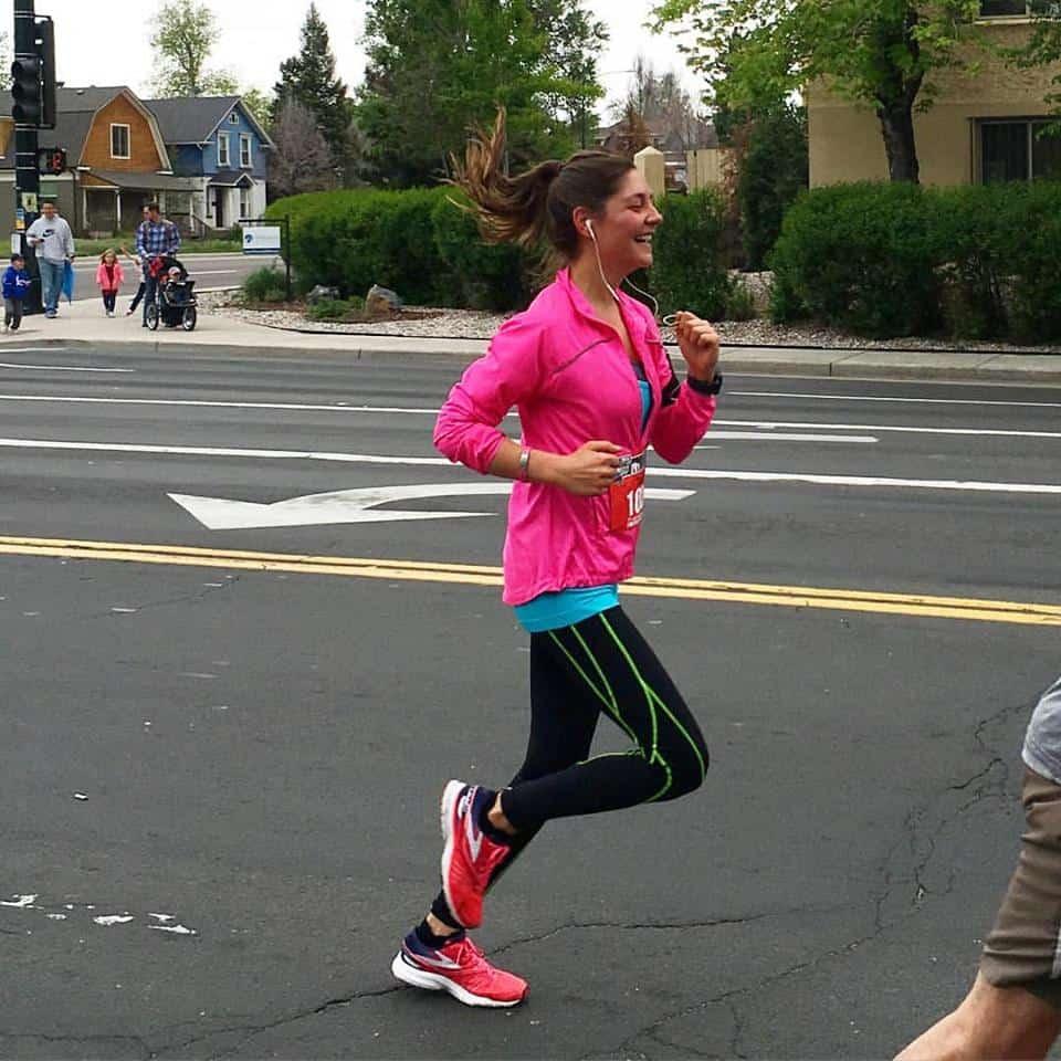Denver Colfax Half Marathon | Treble in the Kitchen