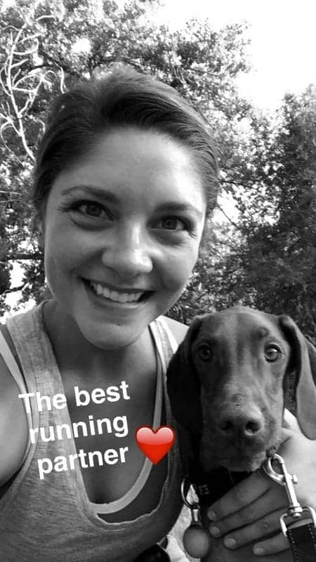 Running with Bernie