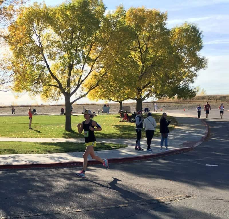Boulder Rez Half Marathon 2016