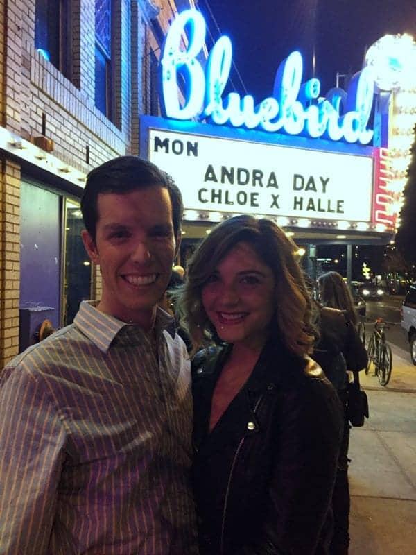 Andra Day Denver Bluebird