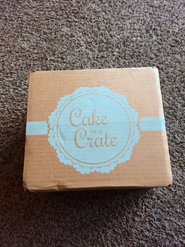 Cake in a Crate