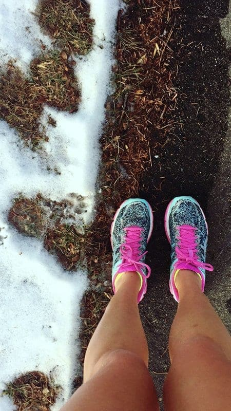 January run