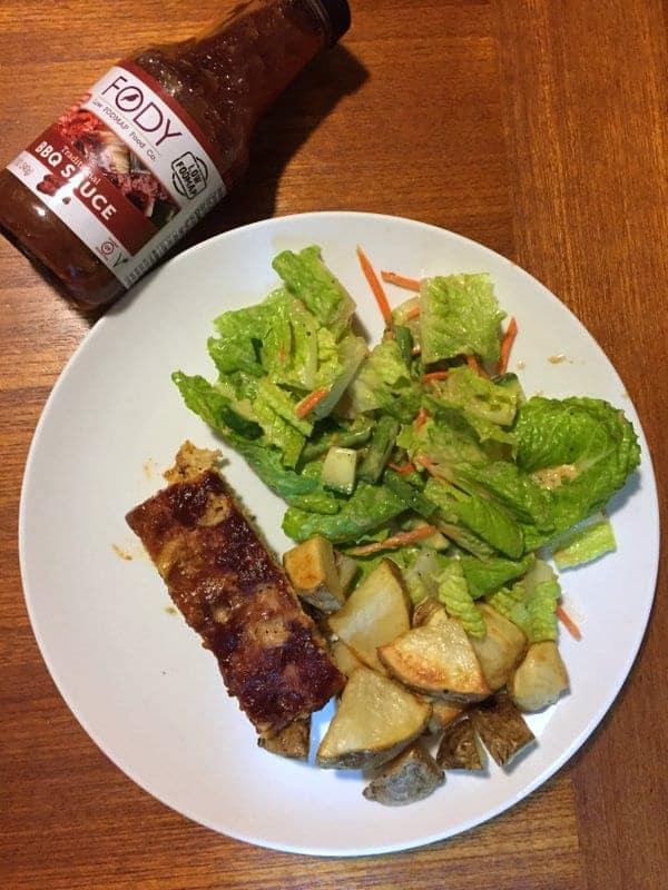 FODY Foods BBQ Sauce