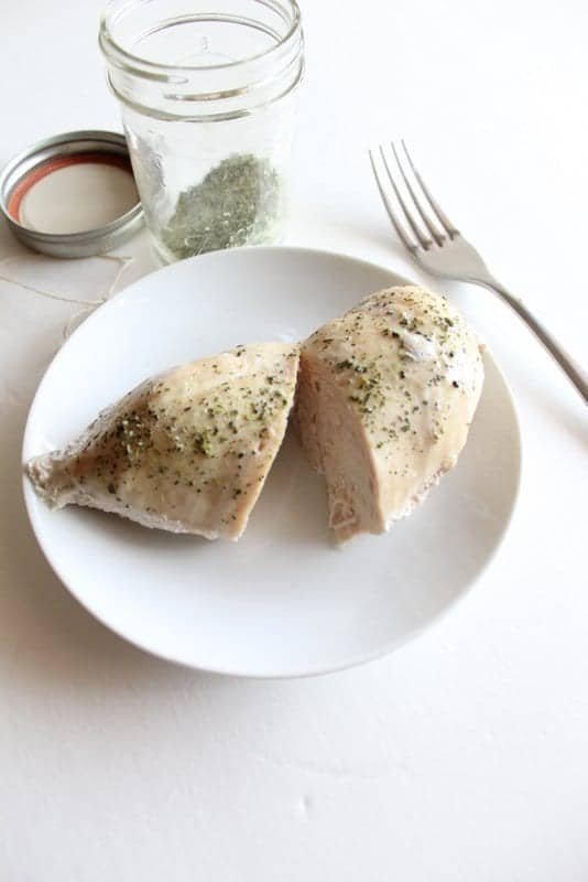 Simple Baked Chicken
