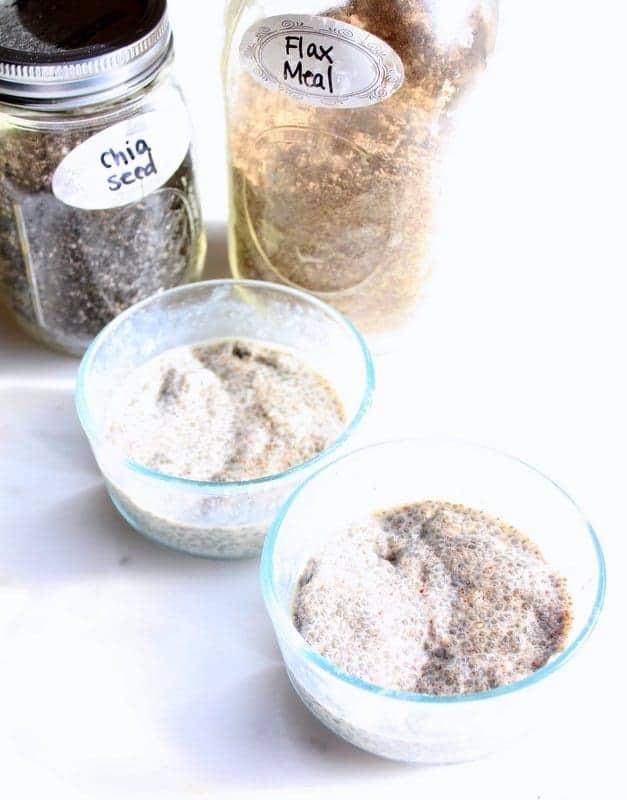 Chia Pudding - low FODMAP, vegan, paleo, dairy free, gluten free