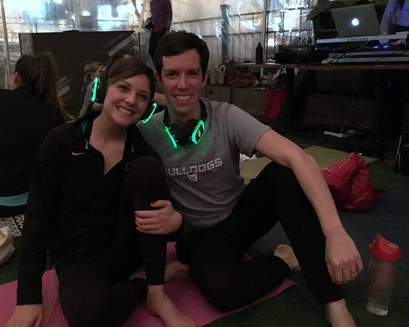 Yoga with Soundoff