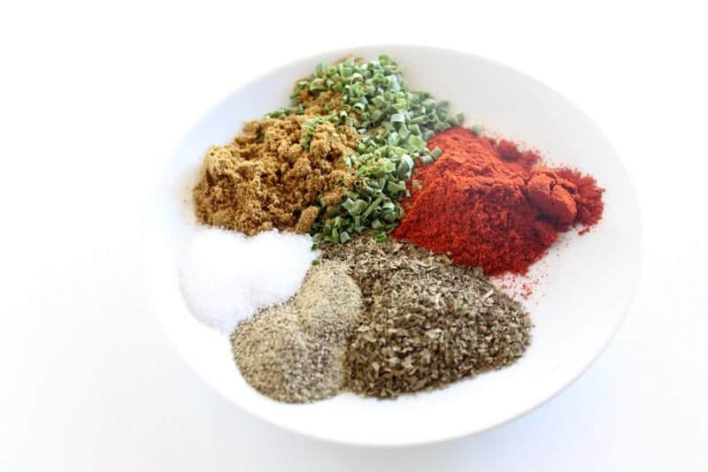 low FODMAP Homemade Taco Seasoning