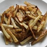 low FODMAP Baked French Fries
