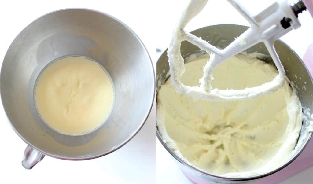 Homemade Whipped Lavender Body Butter