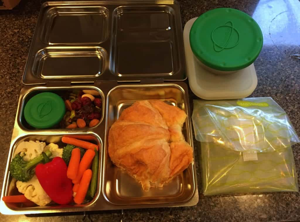 Five Things Friday lunchbox
