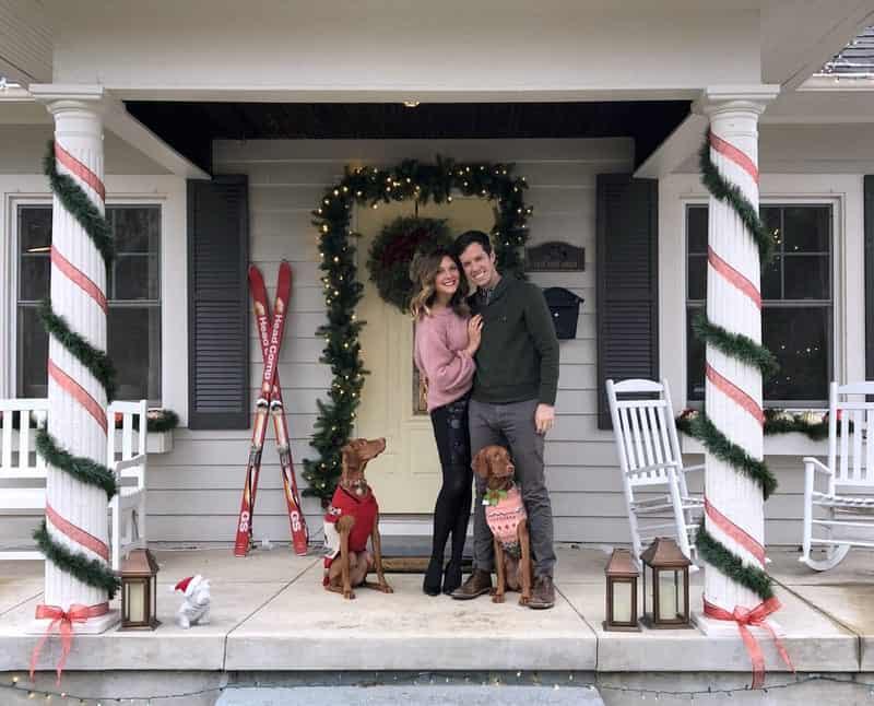 Tara and Brian Christmas