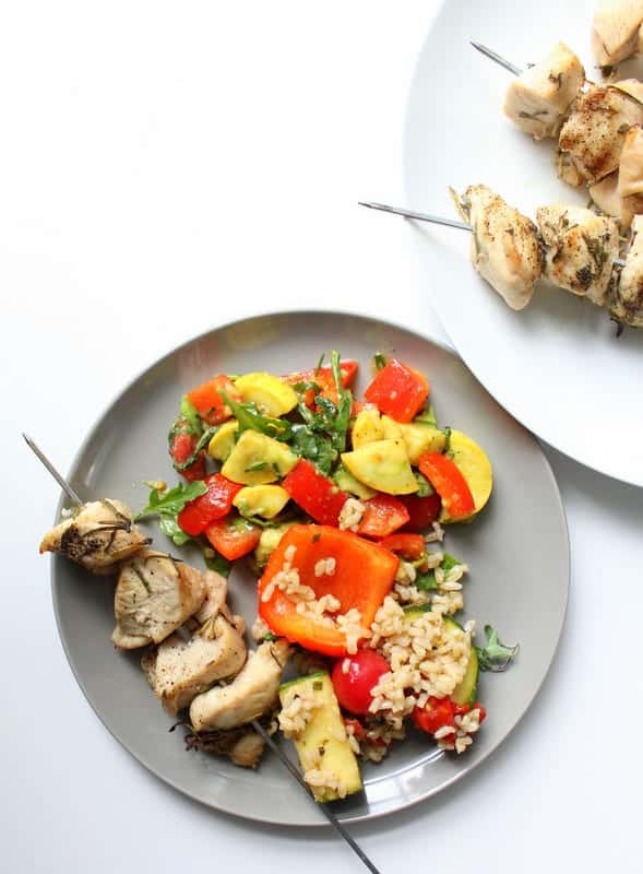 DIY Simple Marinade - chicken, fish, vegetables, grilling, low fodmap, gluten free, grain free, dairy free