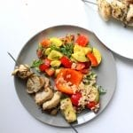 DIY Simple Marinade - chicken, fish, vegetables, grilling, low fodmap, gluten free, grain free, dairy free