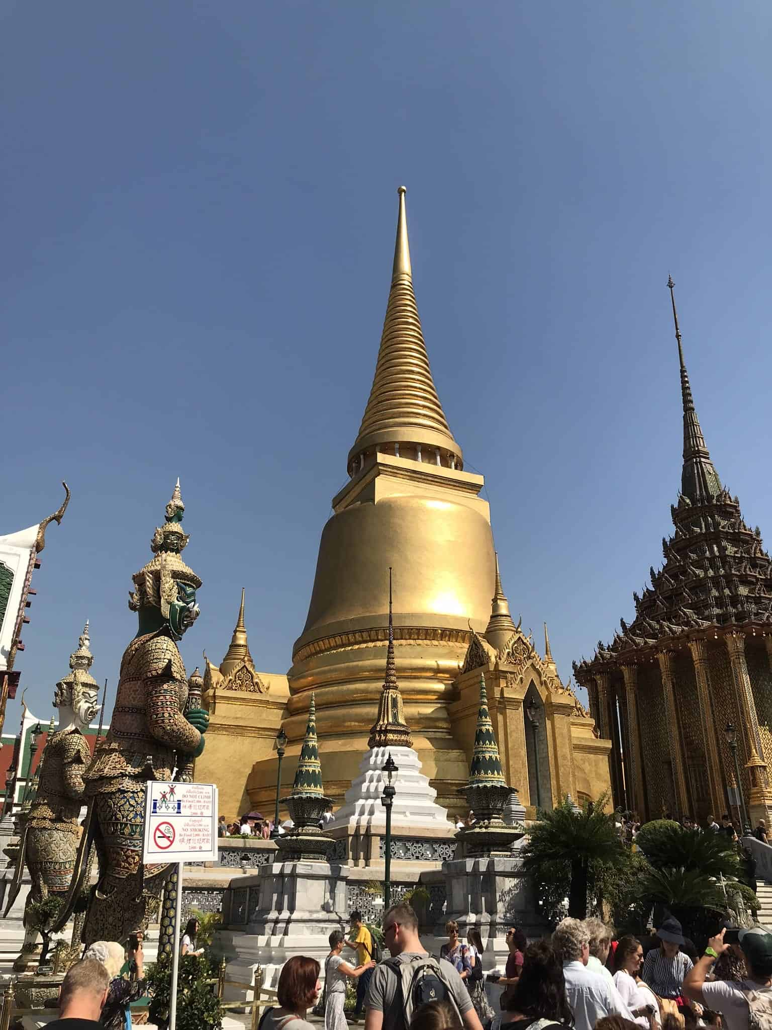 Thailand Travel Guide - The Grand Palace