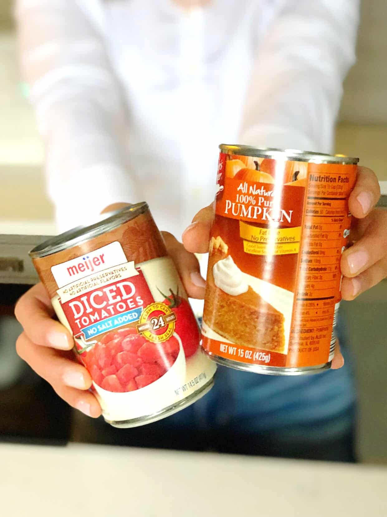 National Canned Food Month #cannedfood #produce #vegetables