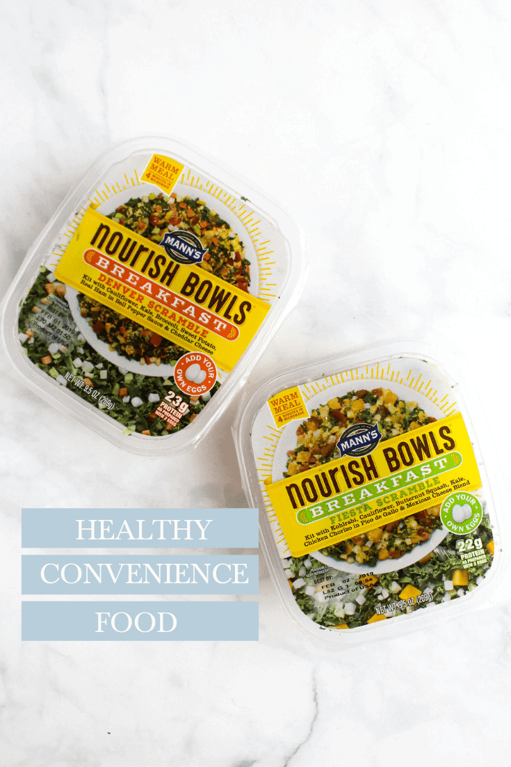 Healthy Convenience Foods - Tara Rochford Nutrition #healthy #conveniencefood #dietitian