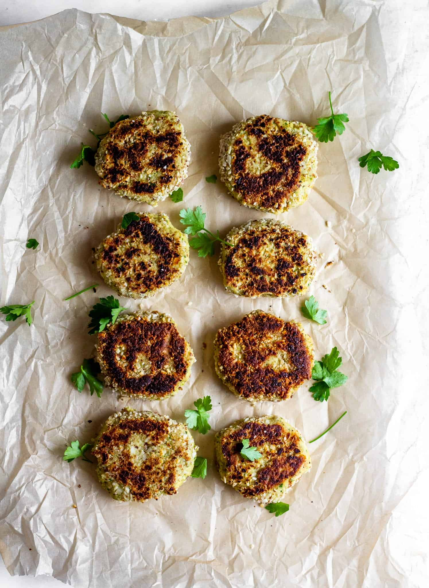 Almond Crusted Crab Cakes #dinner #MINDDiet