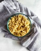 Slow Cooker Shredded Chicken #lowfodmap #healthyrecipes #tararochfordnutrition