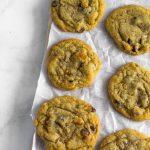The Best Chocolate Chip Cookies #chocolatechipcookies #tararochfordnutrition