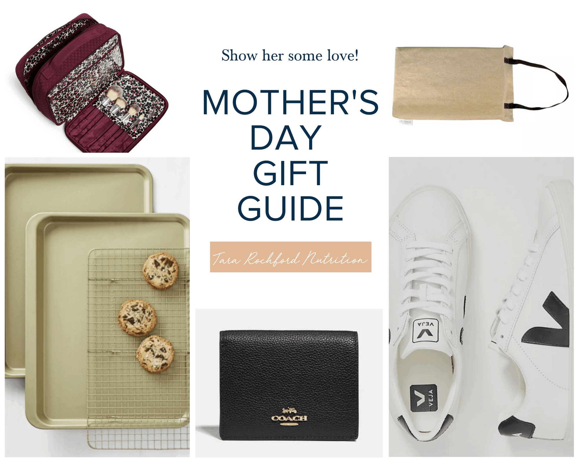Mother's Day Gift Guide #mothersday #tararochfordnutrition