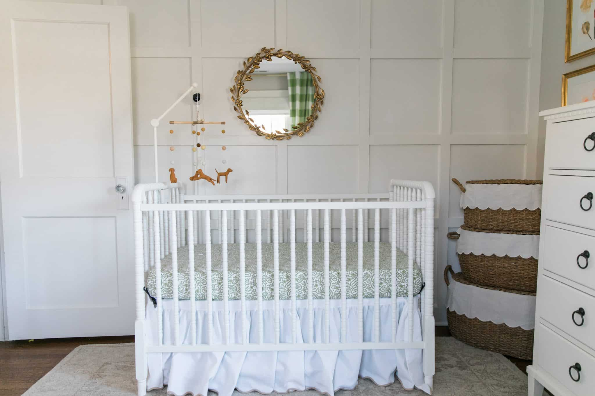Our House: Nursery Tour #nurseryorganization #projectnursery