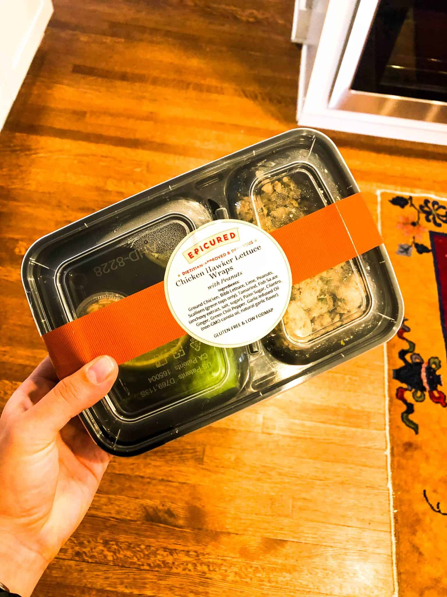 Meal Kit Review #tararochfordnutrition