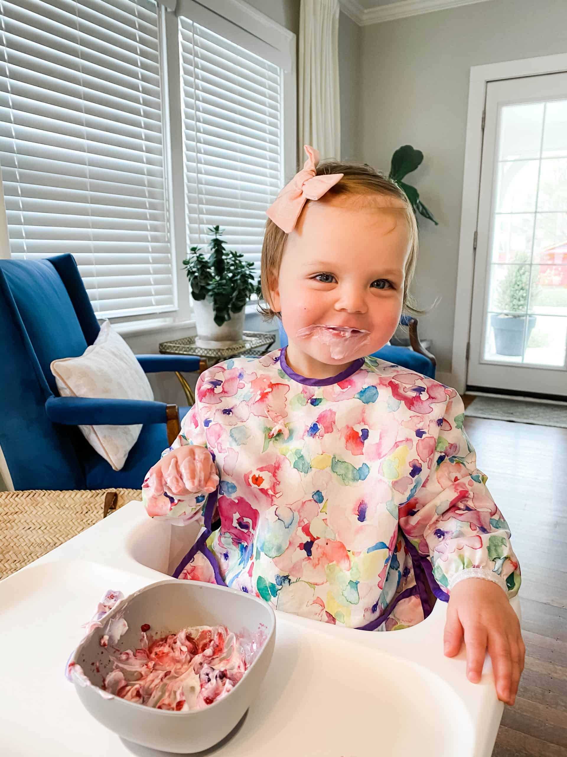 Meal Prep for Baby | Baby Led Weaning #babyledweaning #tararochfordnutrition