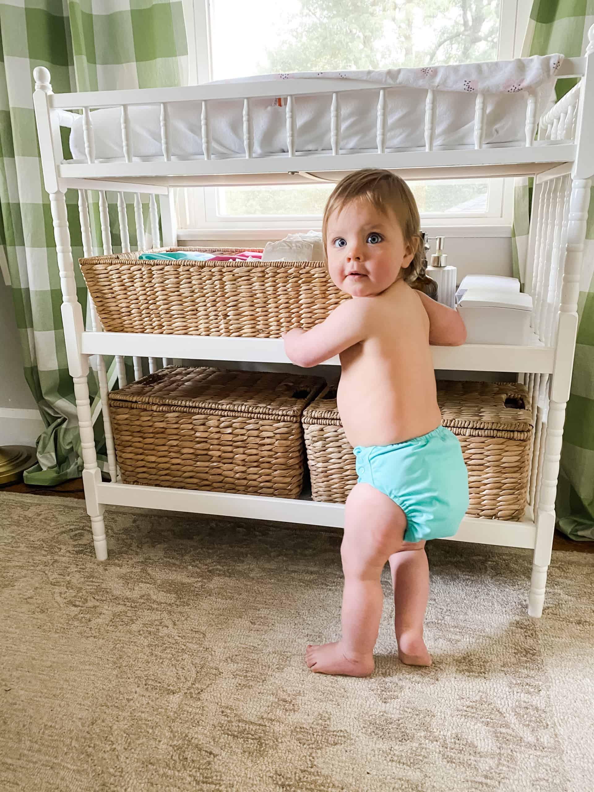 Cloth Diapering 101 #clothdiapers #newmom #motherhood